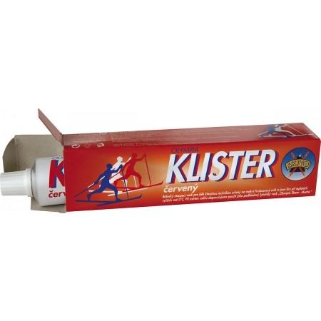 KLISTER ČERVENÝ - Klister na bežecké lyže - Skivo KLISTER ČERVENÝ