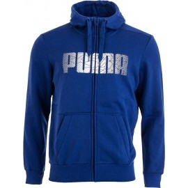 Puma FUN BTS HD.SWEAT JKT BLUE
