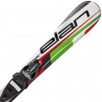 Elan FORMULA GREEN 130 + EL 4.5 VRT - Detské zjazdové lyže