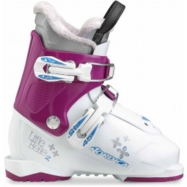 Nordica LITTLE BELLE 2 - Detské lyžiarske topánky