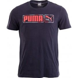 Puma FUN PUMA GRAPHIC TEE - Pánske tričko