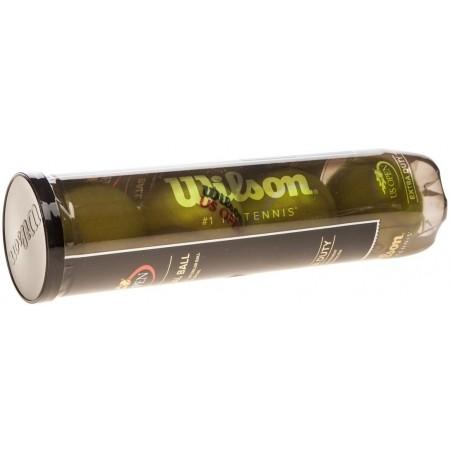 Tenisové loptičky - Wilson US OPEN HV TNS BAL 4 - 2