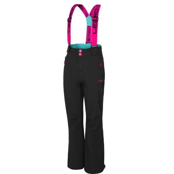 Lewro DEX 140-170 - Dievčenské lyžiarske nohavice