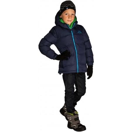 Detská zimná obuv - Junior League SIGYN - 11