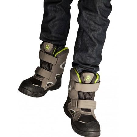 Detská zimná obuv - Junior League SIGYN - 12