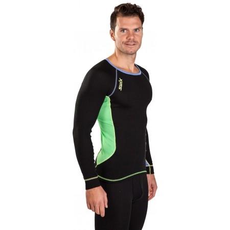 Funkčné tričko - Swix STARX BODYW LS MENS - 7