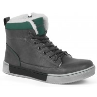 Willard CUSTOS - Detská voľnočasová zimná obuv