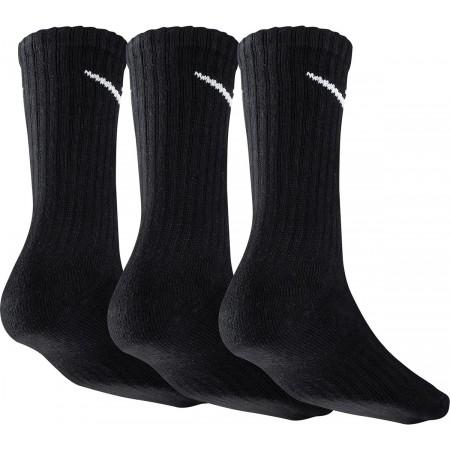 3PPK VALUE COTTON CREW - Športové ponožky - Nike 3PPK VALUE COTTON CREW - 2