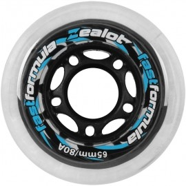 Zealot WHEELS 65X24MM - Sada 4 koliesok