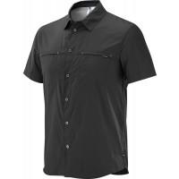 Salomon RADIANT SS SHIRT M - Pánska košeľa