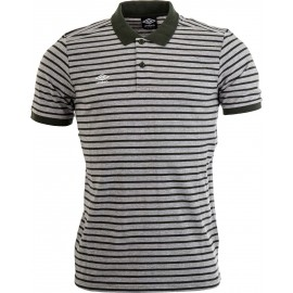 Umbro YARN DYED STRIPE POLO