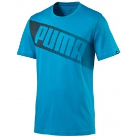 Puma FUN BIG LOGO GRAPHIC TEE