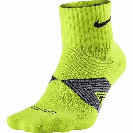 RUNNING DRI FIT CUSHIONED - Ponožky - Nike RUNNING DRI FIT CUSHIONED - 7
