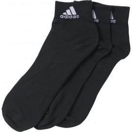 adidas PERFORMANCE ANKLE THIN 3PP - Set ponožiek