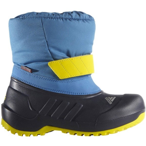 adidas CW WINTERFUN KIDS - Detská zimná obuv