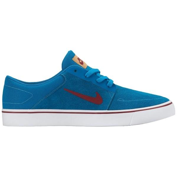Nike SB PORTMORE - Pánska obuv pre voľný čas