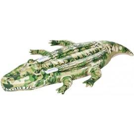 Bestway CAMO CROCODILE RIDER - Nafukovací krokodíl