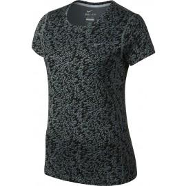 Nike PRONTO MILER CREW - Dámske bežecké tričko