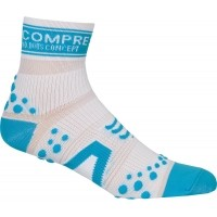 Compressport RUN HI - Bežecké ponožky