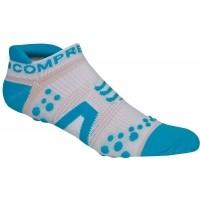 Compressport RUN LO - Bežecké ponožky
