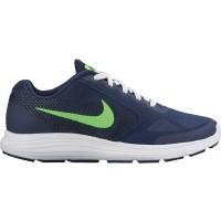 Nike REVOLUTION 3 - Chlapčenská bežecká obuv