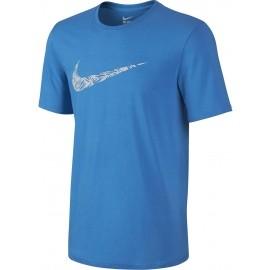 Nike TEE-PALM PRINT SWOOSH