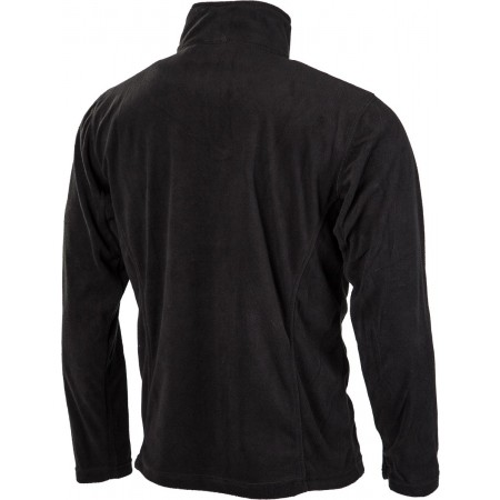 FANTO II BLACK FLEECE - Pánska mikina - Hi-Tec FANTO II BLACK FLEECE - 3