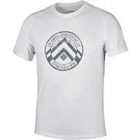 Columbia MOUNTAIN TECH LOGO SS TEE - Pánske antimikrobiálne tričko