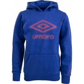 Umbro GRAPHIC OH HOODED TOP JNR