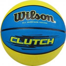 Wilson CLUTCH 295 BSKT BLULI - Basketbalová lopta