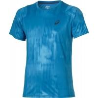 Asics FUZE X PRINTED TEE - Pánske bežecké tričko
