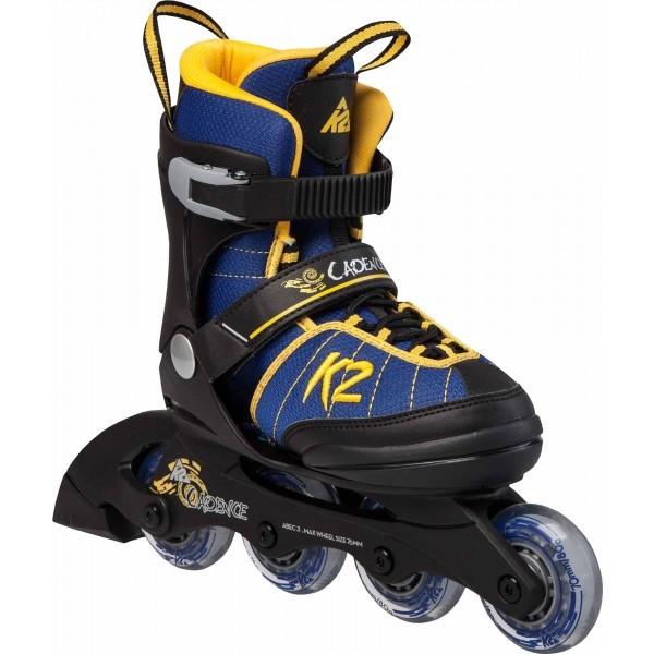 K2 CADENCE JR BOY - Chlapčenské in-line korčule