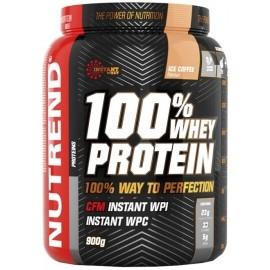 Nutrend 100 WHEY PROTEIN 900G JAHODA - Proteínový nápoj