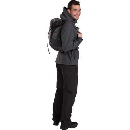 Pánske outdoorové nohavice - Hi-Tec TRAMAN SOFTSHELL PANTS LIGHT - 9
