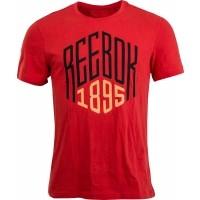 Reebok 1895 GRAPHIC TEE - Pánske tričko