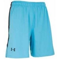 Under Armour UA RAID 8 SHORT BLUE - Pánske elastické šortky