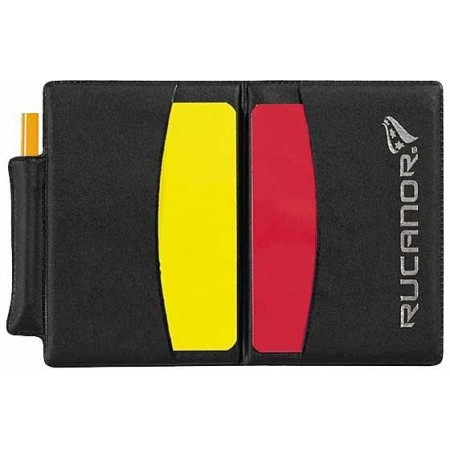Karty rozhodca - Rucanor Card set - 2