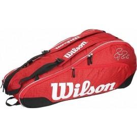Wilson FEDERER TEAM 6PK BAG FEDERER TEAM 6PK BAG - Tenisový bag