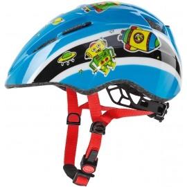 Uvex KID 2 ROCKET - Detská cyklistická prilba