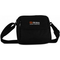 Crossroad 006 black - Cestovná taška na doklady