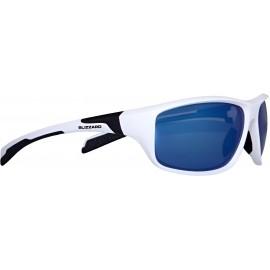 Blizzard WHITE MATT POL - Slnečné okuliare
