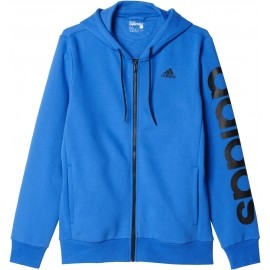adidas SPORTS ESSENTIALS LINEAR FZ HOOD B