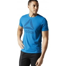 Reebok WORKOUT READY BIG LOGO SUPREMIUM TEE
