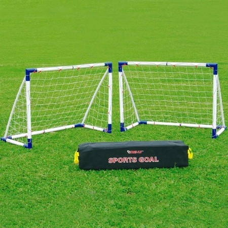 Skladacie futbalové bránky set - Outdoor Play JC-429A - 1