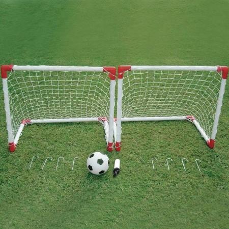 kladacie futbalové bránky set - Outdoor Play JC-219A - 1