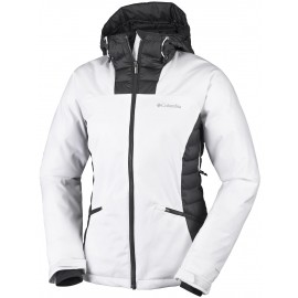 Columbia SALCANTAY HOODED JACKET - Dámska lyžiarska bunda