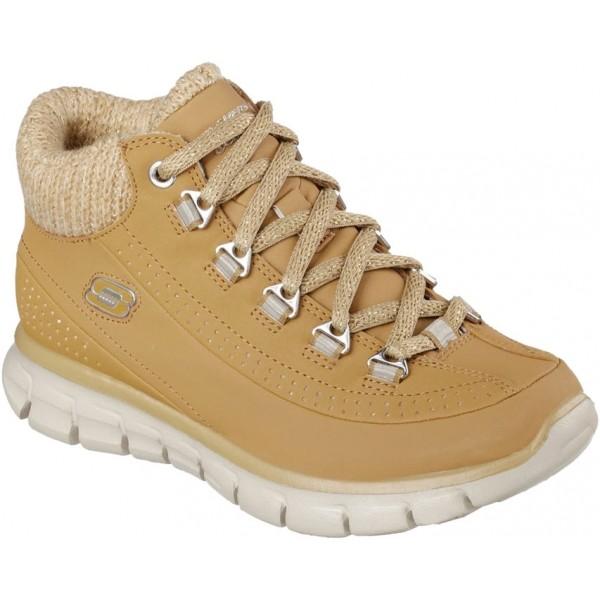 Skechers SYNERGY - Dievčenská zimná obuv