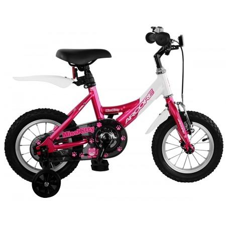 MISS KITTY A 12 W1 - Detský dievčenský 12 bicykel - Arcore MISS KITTY A 12 W1