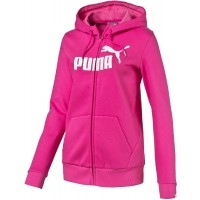 Puma ESS HOODED S JKT FL NO 1 W