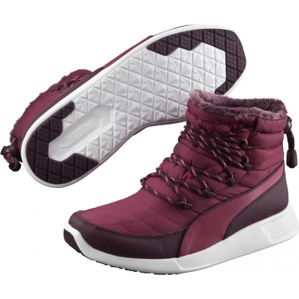 Puma ST WINTER BOOT - Dámska zimná obuv